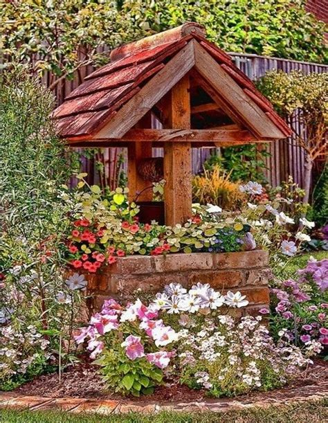 Backyard Well by Best 25 Wishing Well Ideas On Wishing Well