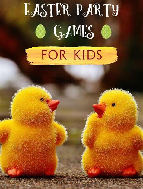 Ee  Fun Ee   Easter  Ee  Party Ee    Ee  Games Ee   For Kids Ourfamilyworld