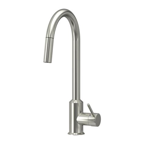 kitchen tap faucet ringskär kitchen faucet with pull out spout ikea