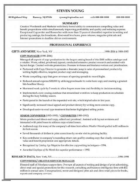 Copy Of Resume by Copies Of Resume Copy Resume Exles Resumes Porza