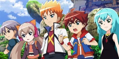 Anime Se Está Transmitiendo En Canal 5 De