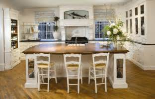 cottage style kitchen islands custom cottage style cabinetry captures spirit of summer