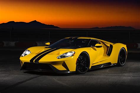 Ford Gt Production Run Extended With Additional 350 Units