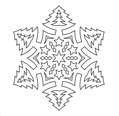 printable snowflake template snowflake templates 49 free word pdf jpeg png format free premium templates