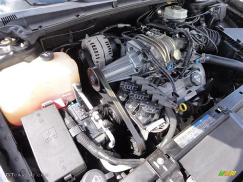 Supercharged V6 Engine by 2003 Pontiac Bonneville Ssei 3 8 Liter Supercharged Ohv 12