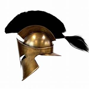 300 King Leonidas Greek Helm - IR80527E - by Armor Venue