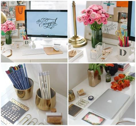 work desk decoration ideas loving beautiful desk decor pen my little apartment