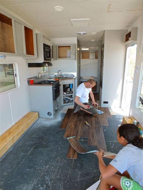 dscf caravan makeover pinterest home home