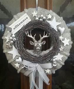 Türkranz Winter Modern : die besten 25 weihnachtskr nze ideen auf pinterest weihnachtskr nze stecken landhaus ~ Whattoseeinmadrid.com Haus und Dekorationen