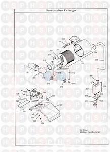 Main Combi 24 He  Heat Exchanger  Diagram