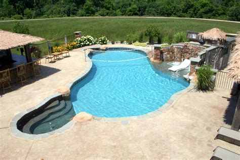 concrete pools for patio pools for home