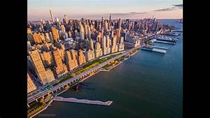 Nyc Aerial View 4k