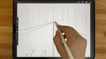 Draw Perspective Using Procreate Street Guide Urban