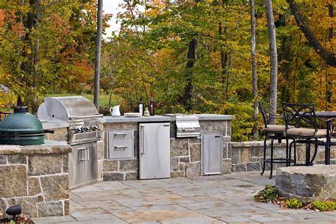 kitchen island steel 7 tips for designing the best outdoor kitchen porch advice