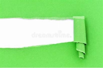 Torn Paper Strip