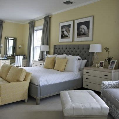 Gray Bedroom Design, Pictures, Remodel, Decor And Ideas