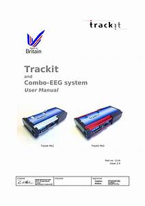 Trackit Mk2 And Mk3 User Manual Issue 2 4 Pdf Download