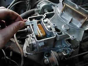 Autolite 2100 Carburetor Rebuild