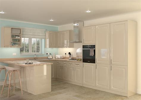 cappuccino coloured kitchen cabinets buxted high gloss cappuccino kitchen doors made to