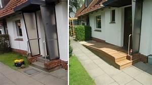 Haus Gestalten Spiele : ratgeber behindertengerechter zugang ins haus schwellen ~ Lizthompson.info Haus und Dekorationen