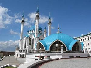 97 Beautiful Examples of Islamic Architecture: Mosques ...