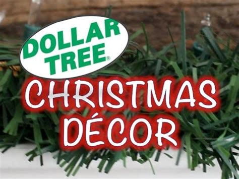 dollar tree christmas tree decoration youtube dollar tre 201 chic decorations diy