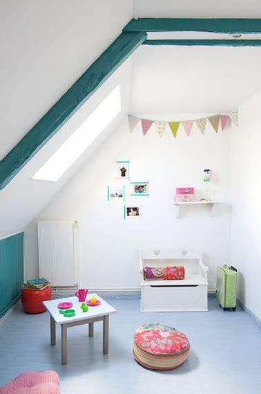 peinture chambre enfants d 233 co chambre enfant la tendance couleurs de la rentr 233 e