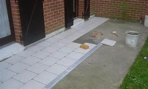 poser du carrelage exterieur With comment poser du carrelage sur une terrasse