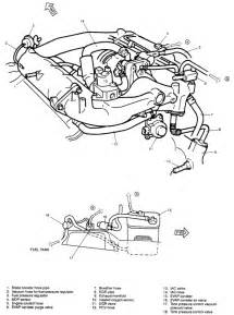 2003 Xl7 Egr Valve Location And Diagram