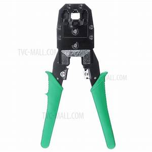 9 In 1 Lan Network Fix Cable Tester Crimper Plier Hand