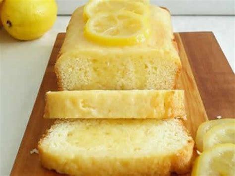 recette dessert faible en calorie gateau citron faible calories cake au citron light facile et rapide