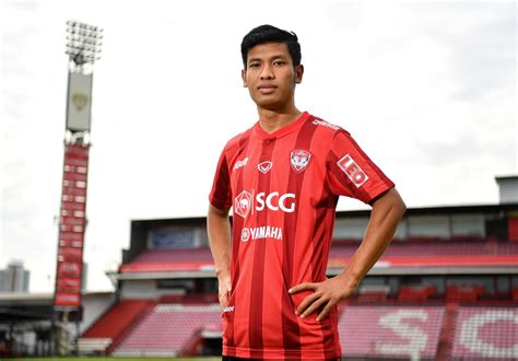 muangthong united unveil  signing aung thu fox sports