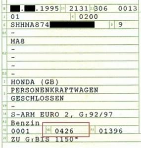 Kfz Steuern Berechnen Ohne Fahrzeugschein : honda civic ma8 umschl sseln kfz steuer sparen durch nderung der emissionsklasse ~ Themetempest.com Abrechnung