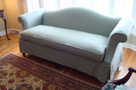 slipcovers for camel back sofa slipcovers traditional sofas nashville by fabric
