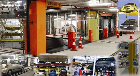 Automated Car Parking Systems