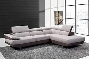 Meuble D Angle Moderne : moderne salon meubles canap d 39 angle en tissu de haute ~ Teatrodelosmanantiales.com Idées de Décoration