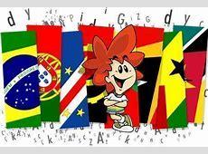 História da língua portuguesa Estudo Kids