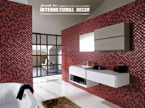 mosaic tiled bathrooms ideas top catalog of mosaic tiles in the interior