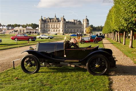 Bugatti Type 18 'Black Bess' - Chassis: 474 - Entrant ...
