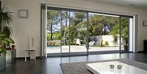 Rideau Baie Vitree : modele de rideau pour baie vitree ~ Premium-room.com Idées de Décoration