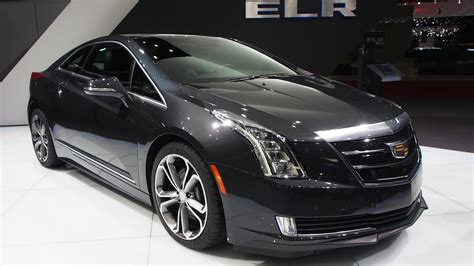 cadillac elr coupe youtube