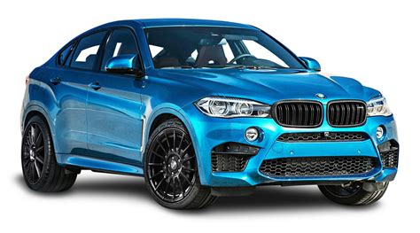 cars bmw x6 bmw x6 blue car png image pngpix