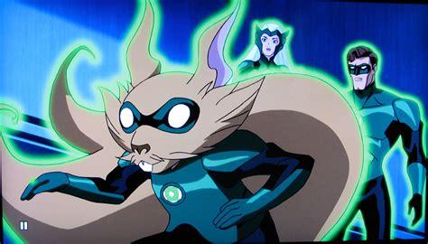 green lantern chp intergalactic guardian squirrel