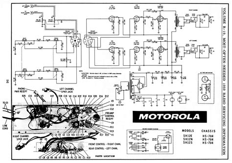 Delco Remy 1101355 Wiring Diagram by Delco Electronics Radio Wiring Diagram Wiring Diagram