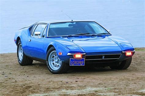 '74 De Tomaso Pantera