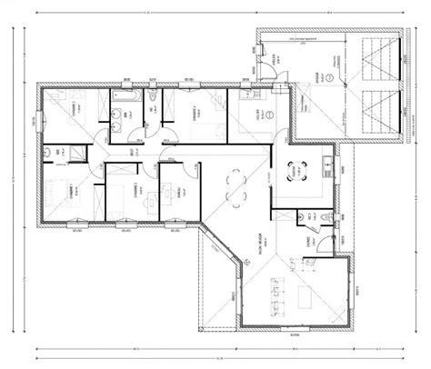 bureau de maison design maison 4 chambres top maison