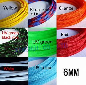 10M 6mm Wire Mesh Guard RC Car Quadcopter Wiring Braided ...