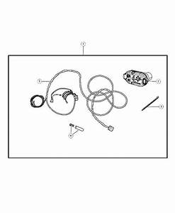 wiring kit trailer tow 7 way connector mopar With tow plug wiring
