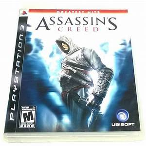 Assassin's Creed (Greatest Hits) for PlayStation 3 – PJ's ...