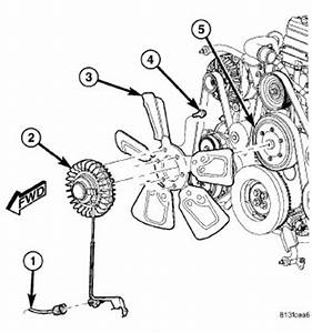 2007 Ram Fan Clutch Wiring Diagram : i found 5 or 6 wires that had been cut off by the fan on a ~ A.2002-acura-tl-radio.info Haus und Dekorationen